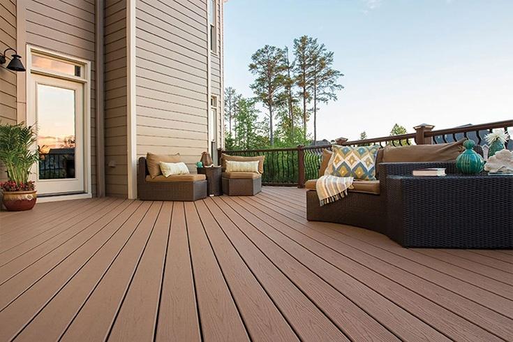 Lưu ý khi chọn mua và lát sàn gỗ ngoài trời cho các công trình ngoại thất