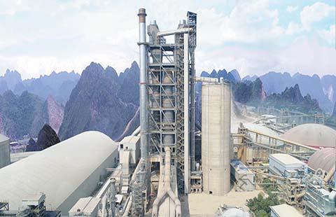 Xi măng Xuân Thành tiếp tục đầu tư xây dựng dây chuyền số 3 tại Hà Nam